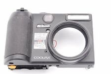 Nikon Coolpix P5100 FRONT COVER WITH BATTERY BOX REPLACEMENT REPAIR PART
