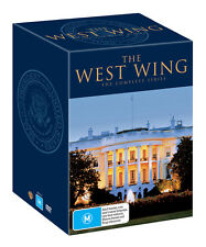 The West Wing Season 1 2 3 4 5 6 7 DVD Complete Series 1-7 Collection R4