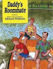 Daddy's Roommate (Alyson Wonderland) by Michael Willhoite