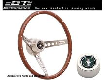FORD MUSTANG GT Performance Steering Wheel Suits1964-1969 Inc Horn Button & Boss