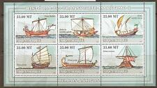 MOZAMBIQUE HISTORY OF SHIPS (3) MNH