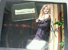 JULIANNE HOUGH SIGNED DANCING WITH THE STARS AUTOGRAPH COA  k