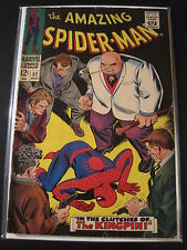 Amazing Spider-man #51 Aug 1967 - FN 6.0 - MARVEL SILVER AGE 2nd App KINGPIN