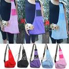 S/M/L Ventilate Net Sling Pet Dog Cat Carrier Tote Single Shoulder Travel Bag