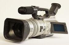 "Sony DCR-VX2000E PAL MiniDV 3CCD Profi Handycam Camcorder + DV-IN/OUT ""TOP"""
