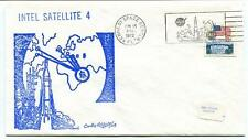 1972 Intelsat 4 Satellite Kennedy Space Center USA NASA Communication