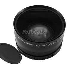 58mm 0.45x Macro WIDE Angle LENS for Canon 450D 550D 600D 650D 700D 1100D 1200D