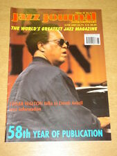 JAZZ JOURNAL INTERNATIONAL VOL 58 #6 2005 JUNE CEDAR WALTON TUTTI CAMARATA