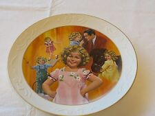 Plate The Shirley Temple collection Curly Top 1983 Nostalgia 1935 twentieth Cent