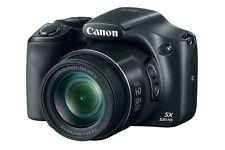 Canon PowerShot SX530 HS Digital Camera - Black