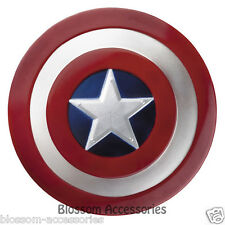 "A27 Mens Captain America Adult 24"" Avengers Shield - Disguise"