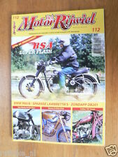 HMR-112,BMW R60/6,INDIAN SCOUT,HONDA BENLEY,VESPA SPAIN,ZUNDAPP DB201,BSA FLASH,
