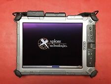 Xplore TABLET iX104C5 Rugged Tablet 1.07Ghz i7 ,4GB 80GB SSD !!!!! IX104 C5