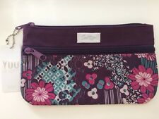 NEW & TAGS SPORTSGIRL  MAKEUP ZIP CASE BAG PENCIL CASE FREE POST   GIFT