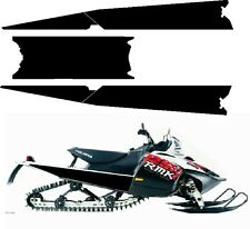 POLARIS IQ RMK SHIFT DRAGON 155 163 BLACK TUNNEL TOP TUNNEL DECAL STICKER
