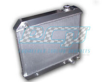 THE BEST Chevy Truck Pickup C10 Aluminum ECP Radiator 1963 - 1966 NO 3 ROW JUNK!