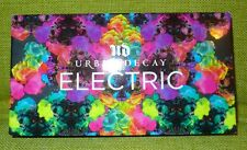 NIB Urban Decay Electric Pressed Pigment Palette Eyeshadow!