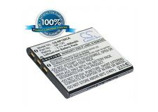 3.7V battery for Casio Exilim EX-ZS10, Exilim EX-ZS10RD, Exilim EX-ZS10PK Li-ion