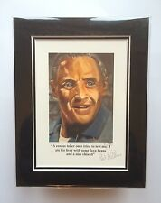 Hannibal Lecter ~ Limited Edition ~ By Patrick J Killian