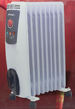 Huiles Radiateur 8 Côtes 2000 Watt Radiateur à bain d'huile chauffage électrique