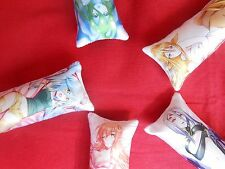 Monster Musume no Iru Nichijou: Set of 5 Mini Dakimakura 19x6 cm