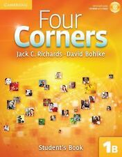 Four Corners 1B Student's Book B with Self-study CD-ROM