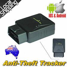 3G OBDII GPS Mini Tracker Live Realtime Vehicle Car Spy OBD2 Tracking Device app