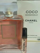 women's 5ml Atomizer spray - Sexy. CHANEL COCO MADEMOISELLE for air travel, fly
