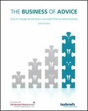 The Business of Advice: How to Manage and Develop a Successful Financial Advice