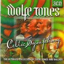 Wolfe Tones - Celtic Symphony - 3CD Set 46 of Their Greatest Irish Rebel Songs