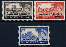 Bahrain Scott 96 - 97 Mint Hinged