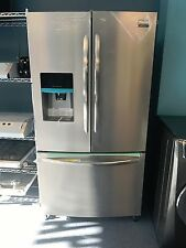 Frigidaire Gallery**21.93 cu. ft. French Door Refrigerator in Stainless Steel