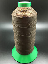 Coyote Brown 498 Military Thread Bonded Nylon Sewing Fabric T135 8oz Spool A