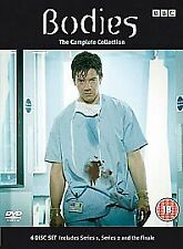 Bodies : The Complete BBC Collection Box Set  DVD Max Beesley, Neve McIntosh