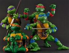 Teenage Mutant Ninja Turtles Set Classic Collection LOOSE Figure TMNT TOY AA*
