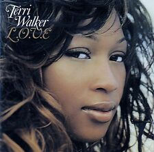 TERRI WALKER : L.O.V.E / CD (MERCURY RECORDS 9867487) - NEUWERTIG