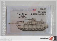 Echelon Fine Details M1A2 TUSKs in Iraq 1/35 decals