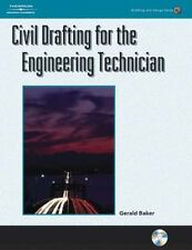 Civil Drafting for the Engineering Technician-ExLibrary