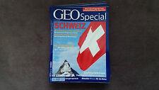 Geo Spezial Schweiz 3/2008