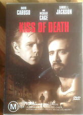 Kiss Of Death (DVD, 2003)  * USED *