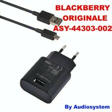 CARICA BATTERIA ORIGINALE BLACKBERRY 9380 9360 9850 9100 9105 8900 +CAVETTO 1M