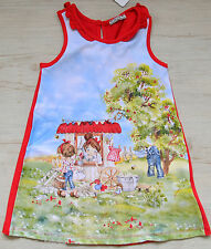 MAYORAL GIRLS KLEID DRESS SOMMERKLEID 3996 NEU SOMMER 2017 Gr. 134 / 9 Y