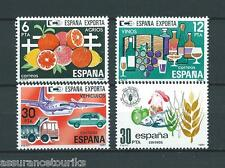 ESPAGNE - 1981 YT 2254 à 2257 - TIMBRES SELLOS NEUFS** LUXE
