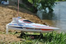 "High speed RC Boat Double Horse 7001 Medium 16""  US Seller 2-day free shipping"