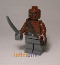 Lego Gunner Zombie from Sets 4191, 4194, 4195 Pirates of the Caribbean poc014