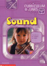 Sound (Curriculum Links), Kirk, Suzanne, New Book