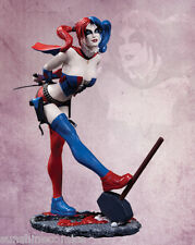 Harley Quinn Statue New 52 Cover Girls of the DCU 1st Edition Joker NEW SEALED