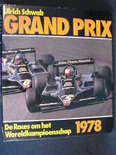 Peters Grand Prix 1978 (F1) Ulrich Schwab (Nederlands) (F1BC)