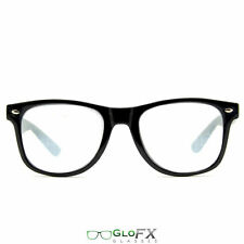 Spiral Diffraction Glasses Rave Ready Party Crazy EDM Festival defraction 3d
