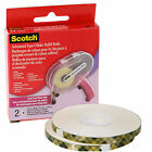"Scotch Advanced Tape Glider Refill Rolls, Photo Safe 1/4"" x 36 Yd 2/Pack 085-RAF"